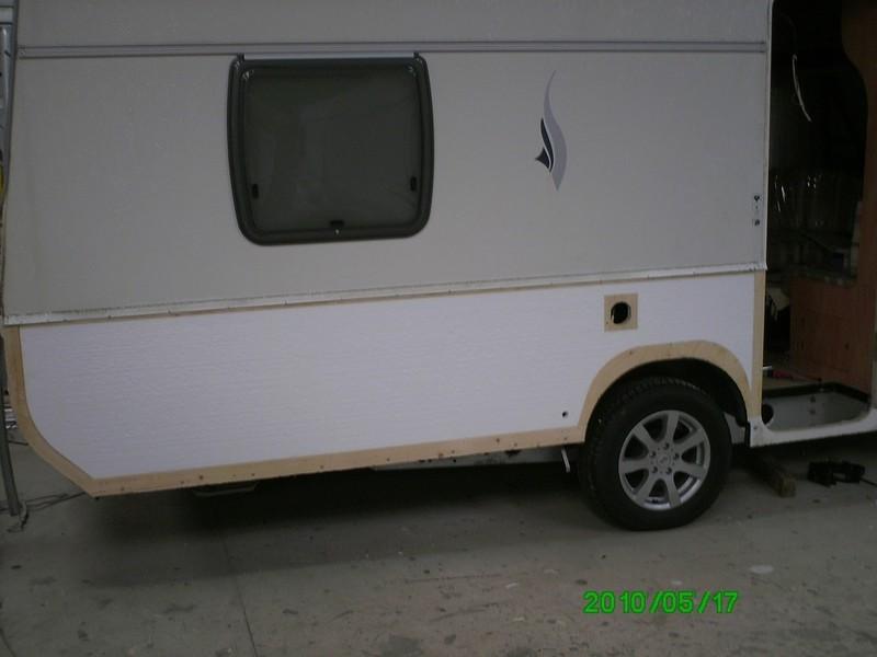 arrives hot sales new product Caravane Fendt Tabbert Lord - SERVICE APRèS-VENTE / RéPARATION